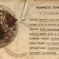 Women's Freedom from Mountain Rose Herbs
