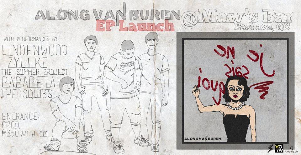 Along Van Buren EP Launch