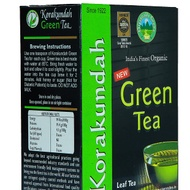Korakundah Organic Green Tea from United Nilgiri Tea