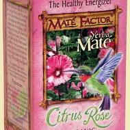 Citrus Rose Yerba Mate from Mate Factor