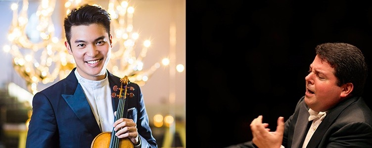 SSO Subscription: Ray Chen Plays Bruch