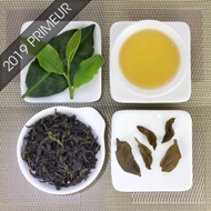 """Red Jade T-18 Organic """"Primeur"""" Curled White Tea, Lot 802 from Taiwan Tea Crafts"""