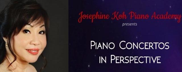 Piano concertos in Perspective