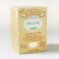 Organic Vanilla Tea from St. Dalfour