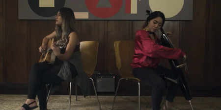 Stages Sessions presents a Valentine's Day playlist with Keiko Necesario and Coeli – watch