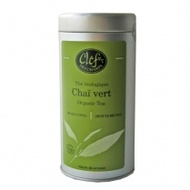 Organic Green Chaï from Clef des Champs