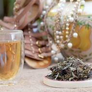 Organic Grey Goddess from The Rabbit Hole Organic Tea Bar