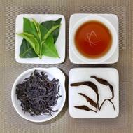 Lane 503 Project Organic High Mountain Wuyi Spring Black Tea, Lot 618 from Taiwan Tea Crafts