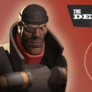 The Demoman from Custom-Adagio Teas