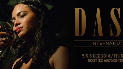 DASHA LOGAN - (INTERNATIONAL ACT)