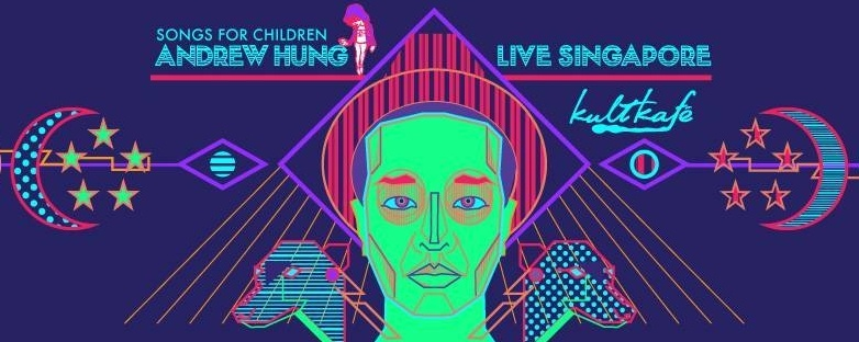 Songs for Children present Andrew Hung (F Buttons) live in Singapore