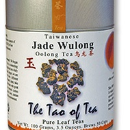 Jade Oolong from The Tao of Tea