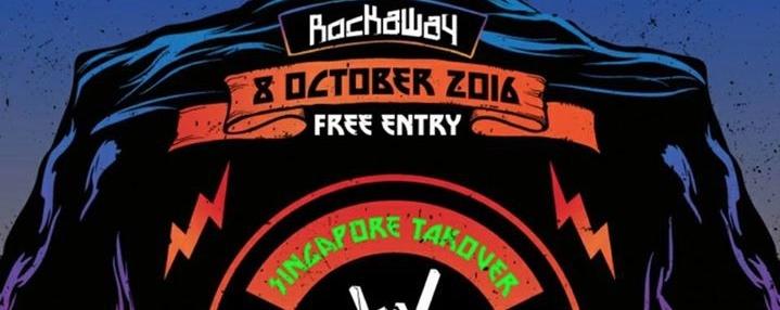 Rockaway: Singapore Takeover