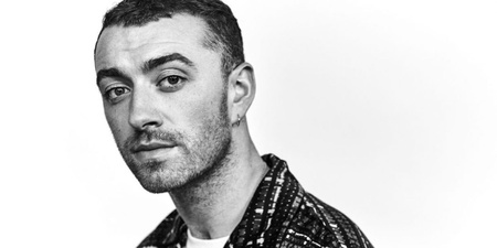 BREAKING: Sam Smith to perform for the first time in Singapore this October