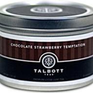 Chocolate Strawberry Temptation from Talbott Teas