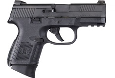 FN America FNS-9 Compact 3 Mags & Night Sights