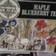 Maple Blueberry Tea from The Metropolitan Tea Company