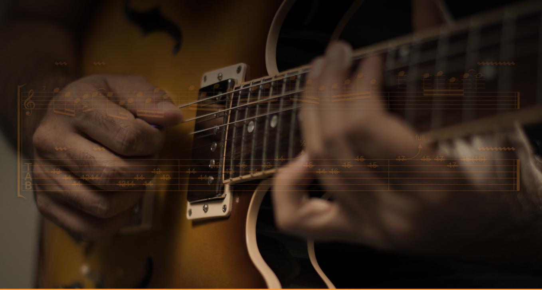 Smooth Jazz Guitar Licks - Instructionnal guitar video