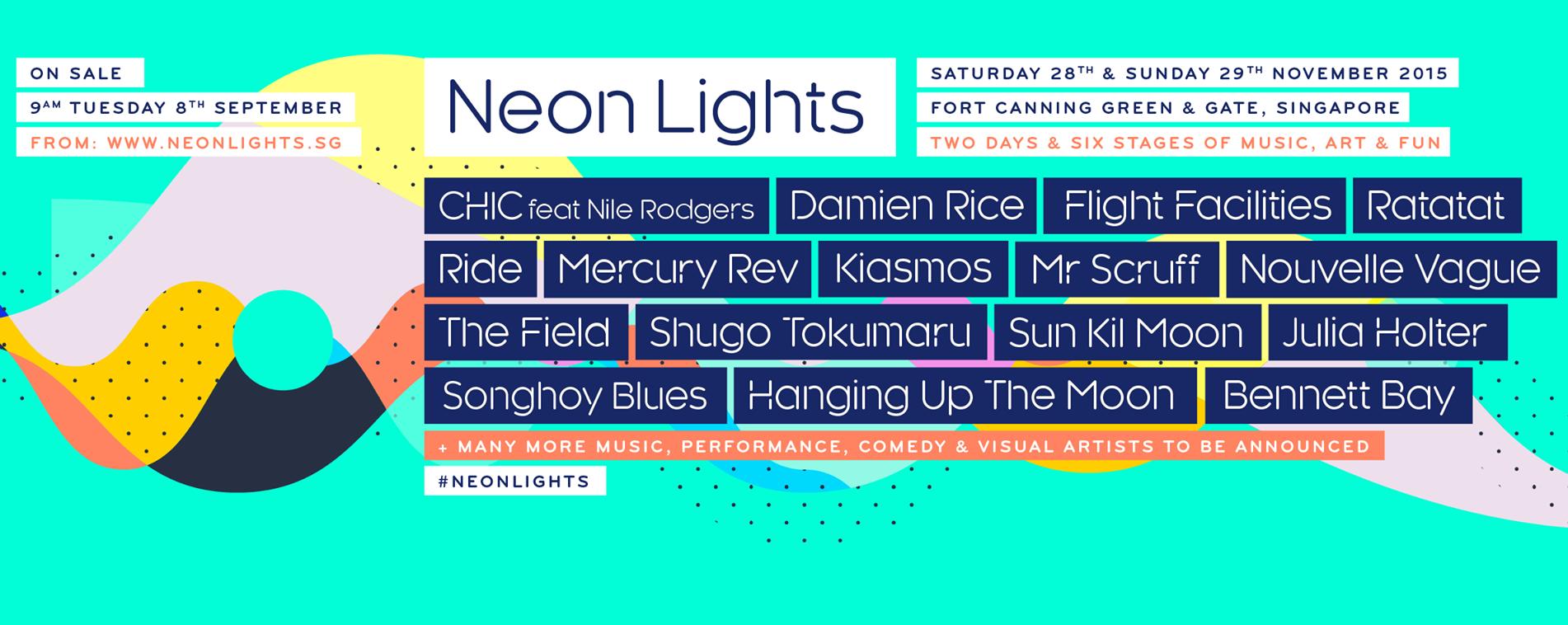 Neon Lights 2015