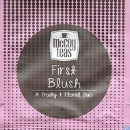 First Blush from McCoy Teas