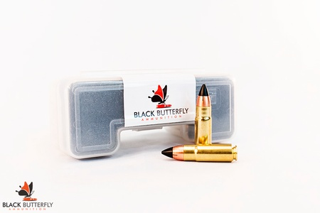 Black Butterfly Ammunition Black Butterfly Ammunition, Premium,  458