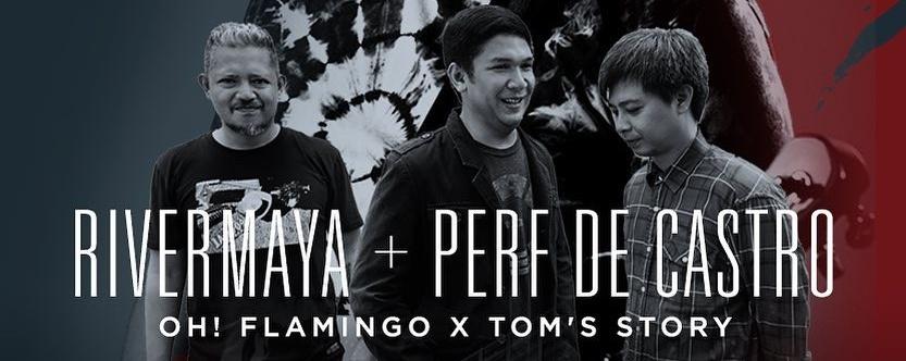 Rivermaya + Perf De Castro