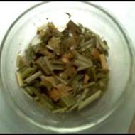 Organic Lemon Ginger Green Tea from Teas Etc
