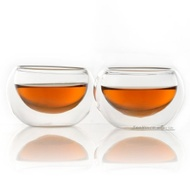 Double-wall Glass Tea Cups from Teavivre