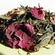 Japanese Rose Sencha Green Tea from Chi of Tea