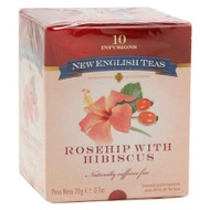 Rosehip With Hibiscus from New English Teas