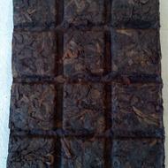 Dark Chocolate Puerh Bar Ripe 2006 from Panther Moon Tea Co.