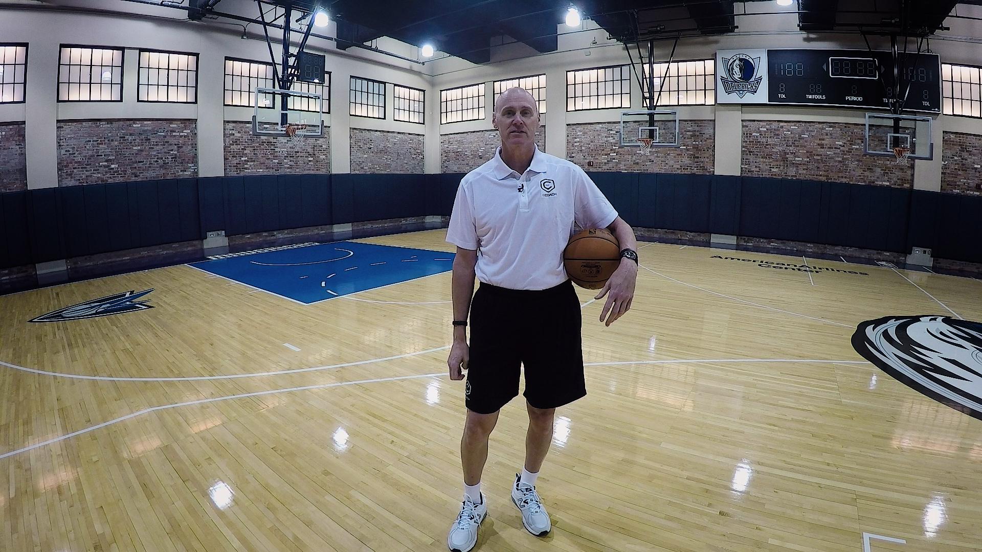 Rick Carlisle NBA Coach Dallas Mavericks