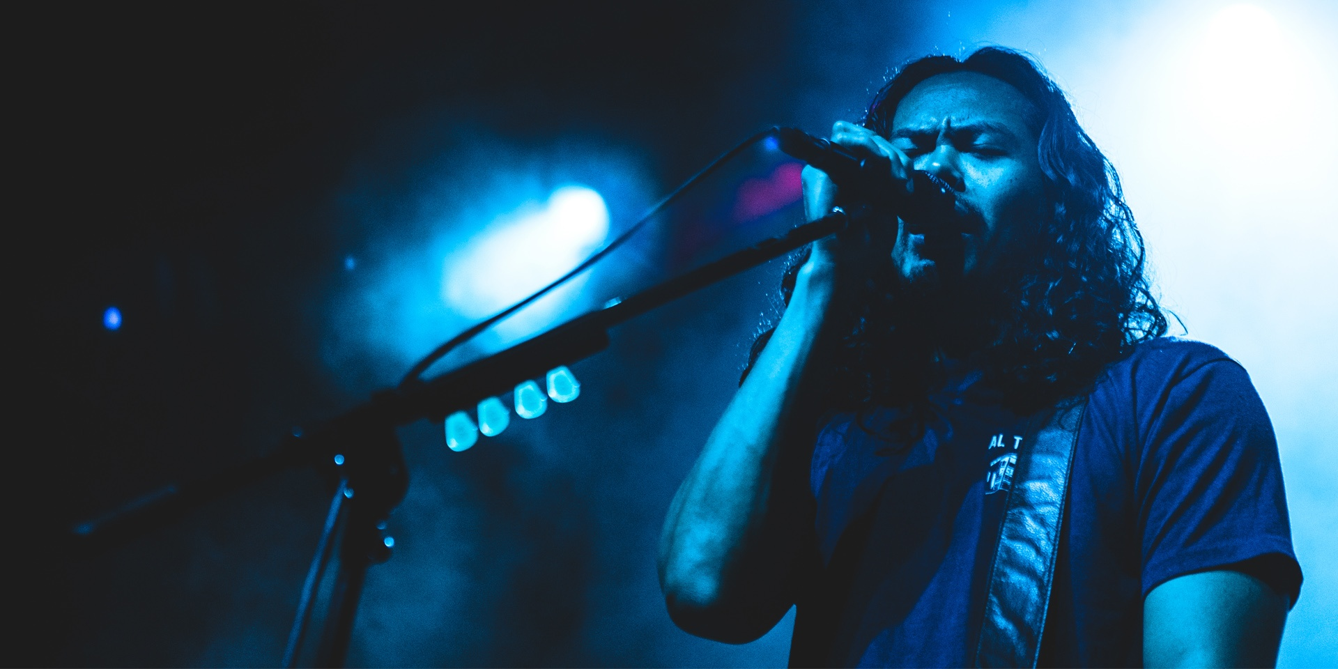 PHOTO GALLERY: The Temper Trap's glorious live return to Singapore