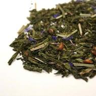 Gojiberry, Blueberry, Pomegranate Green Tea from ZenTea
