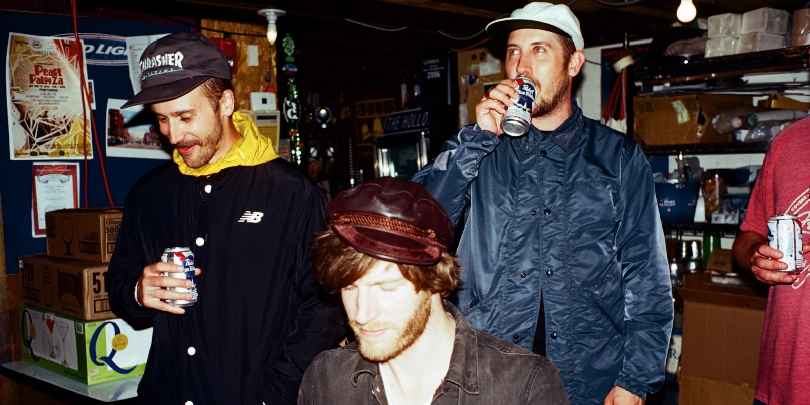 Portugal. The Man on their biggest year as a band thus far