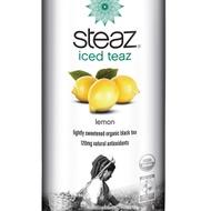 Iced Black Tea: Lemon from Steaz