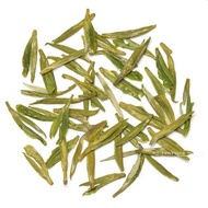 Organic Nonpareil Ming Qian Dragon Well Long Jing Green Tea from Teavivre