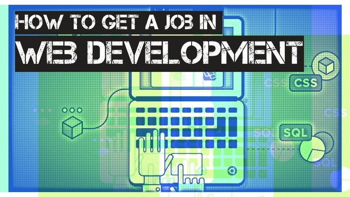 How to Get A Job in Web Development course on RealToughCandy.io