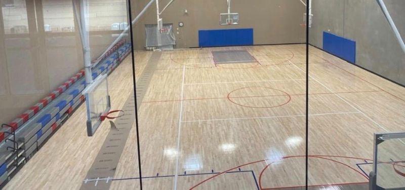 Auxiliary Gym #2
