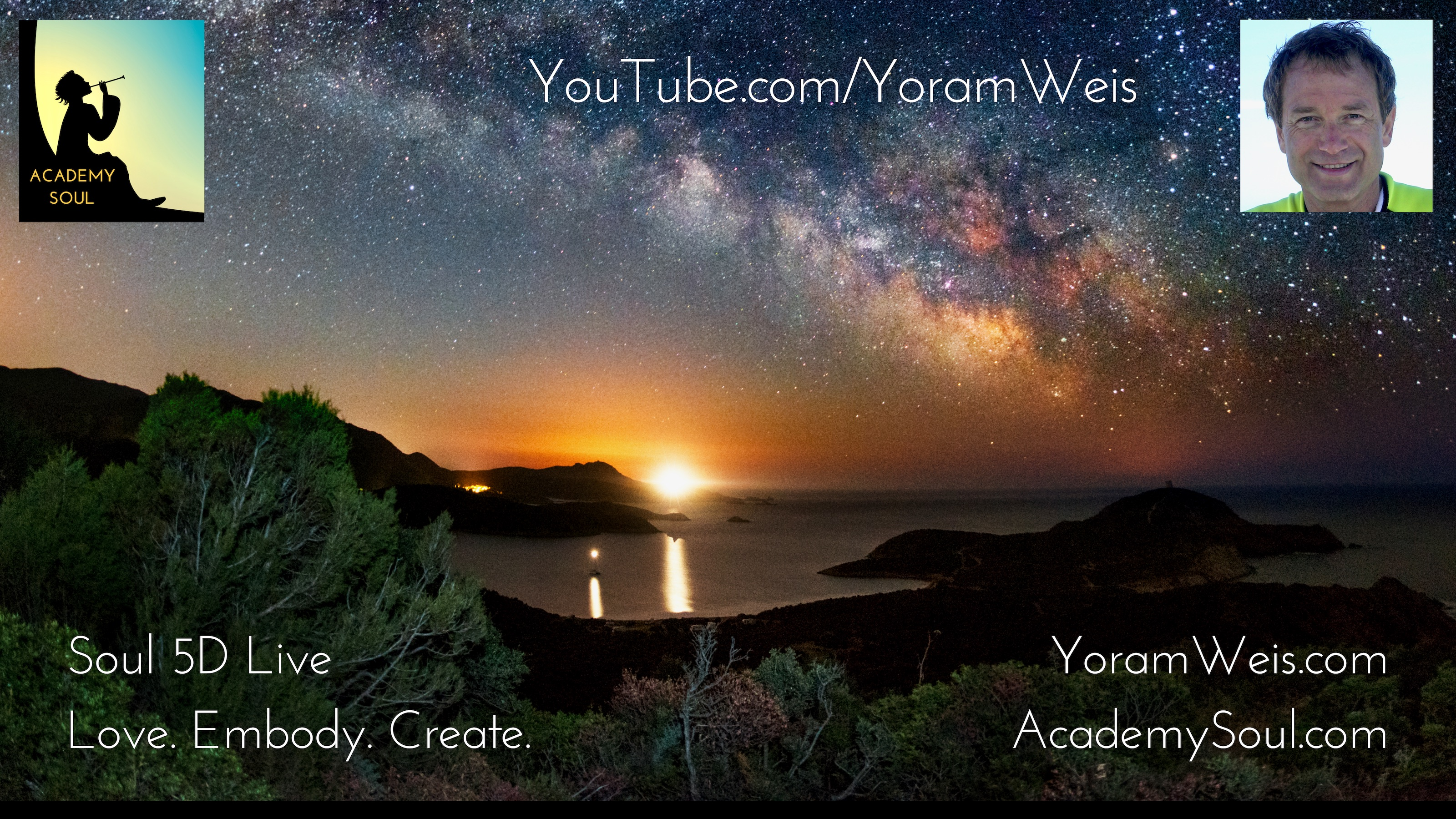 Link to YouTube by Yoram Weis