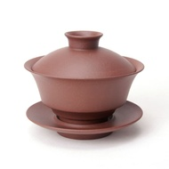 Yixing Zisha Gaiwan 150ml from Teavivre