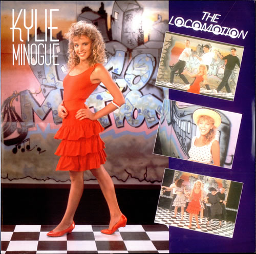 Kylie Minogue - pop songs in the classroom