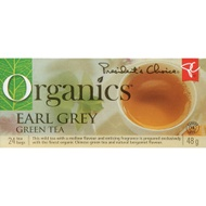 Earl Grey Green Tea (organic) from President's Choice