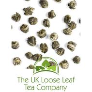 Jasmine Pearls Organic from The UK Loose Leaf Tea Company