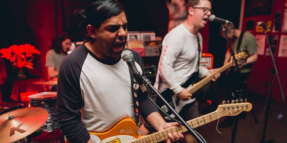 Canberra's post-punk noise-rockers Agency head to Singapore, courtesy of Dunce