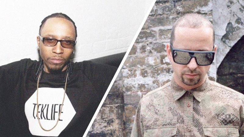 10 Years of Hyperdub ft. Kode9 & DJ Spinn