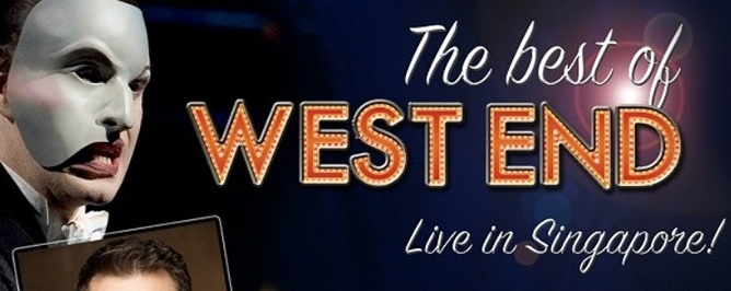 Best of West End – Live in Singapore!