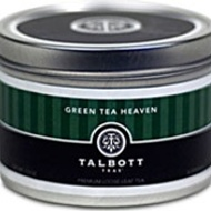Green Tea Heaven from Talbott Teas
