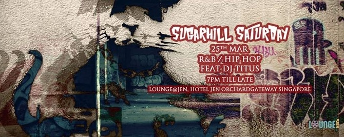 Sugarhill Saturday
