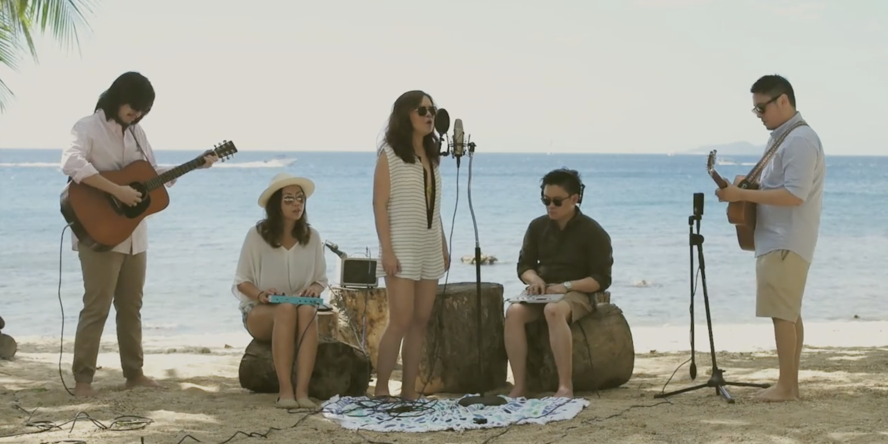 WATCH: Taken by Cars ring in the summer with their Shoreline Sessions